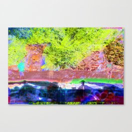 20180703 Canvas Print