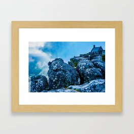 able Mountain View, Cape Town. Framed Art Print
