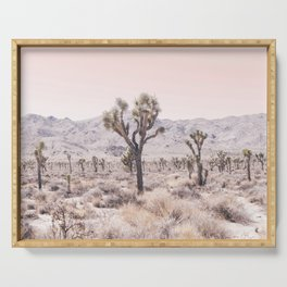 Joshua Tree Serving Tray