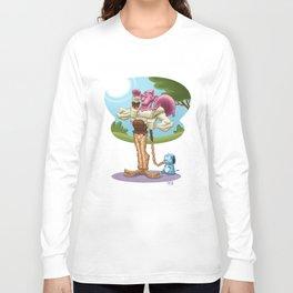 Ice Cream Man Long Sleeve T-shirt