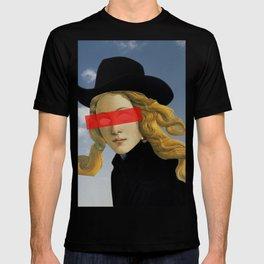 Das Mädchen mit dem Hut T-shirt