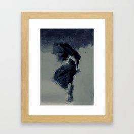 _turbineblu Framed Art Print