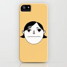 Blank Bobby iPhone Case