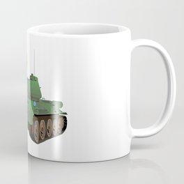 Soviet T-34 Tank Coffee Mug