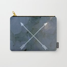 crossed quartz Carry-All Pouch