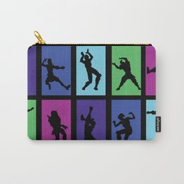 Fort Battle Dance Nite Royale Carry-All Pouch