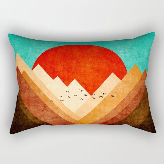 On top nature Rectangular Pillow
