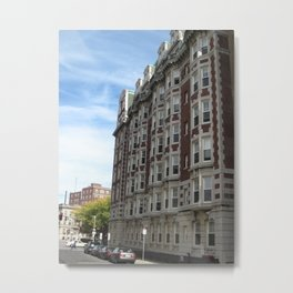 Second Empire Style Metal Print
