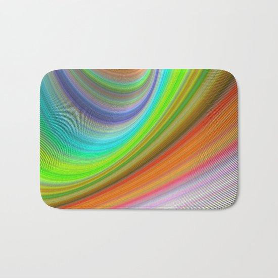 Color illusion Bath Mat