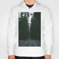 yosemite Hoodies featuring Yosemite  by Andre Elliott