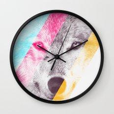 Wild 2 by Eric Fan & Garima Dhawan Wall Clock