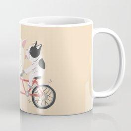 tandem bike Coffee Mug