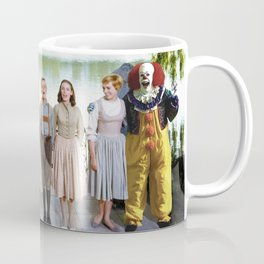 Pennywise in The Sound of Music Coffee Mug