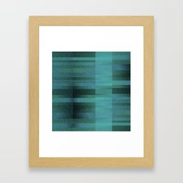 chicky blue Framed Art Print