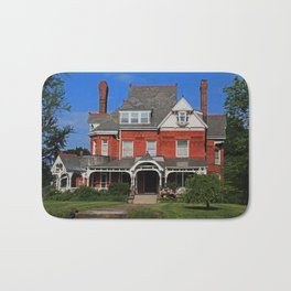 Old West End-Mansionview Inn in the Spring Bath Mat