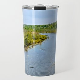Around the River Bend Travel Mug