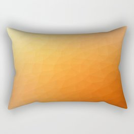 Orange flakes. Copos naranja. Flocons d'orange. Orangenflocken. Оранжевые хлопья. Rectangular Pillow