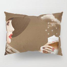 Heavenly Latte Macchiato Pillow Sham