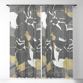Georgette II Sheer Curtain