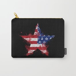 Artistic LXXXIX - Americana Star II Carry-All Pouch