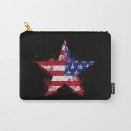 Artistic LXXXIX - Americana Star II Carry-All Pouch