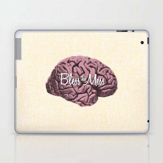 Bless this Mess. Laptop & iPad Skin