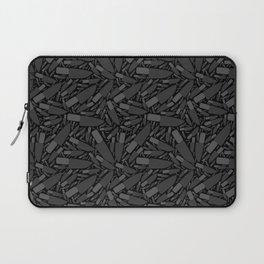 Knife Pattern Laptop Sleeve