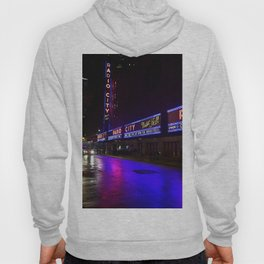Reflections of Radio City Music Hall Hoody