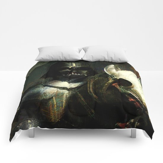 Knight Vader  Comforters