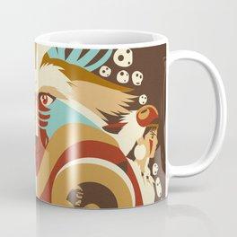 The Days of Gods and Demons Coffee Mug
