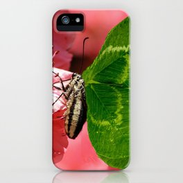 Lucky Butterfly iPhone Case