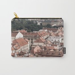 Prague Rooftop 06 Carry-All Pouch