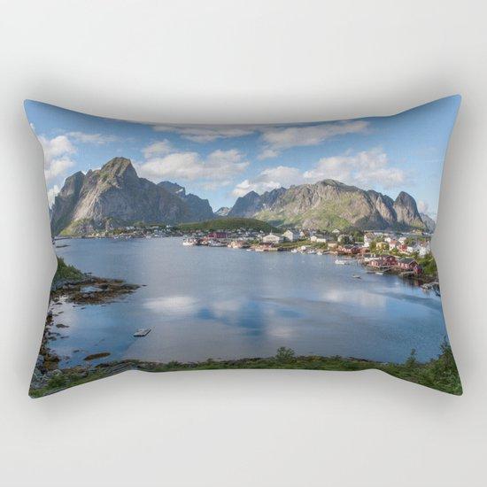 Wonderview Rectangular Pillow
