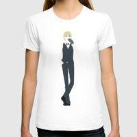 durarara T-shirts featuring Shizuo Heiwajima by JHTY