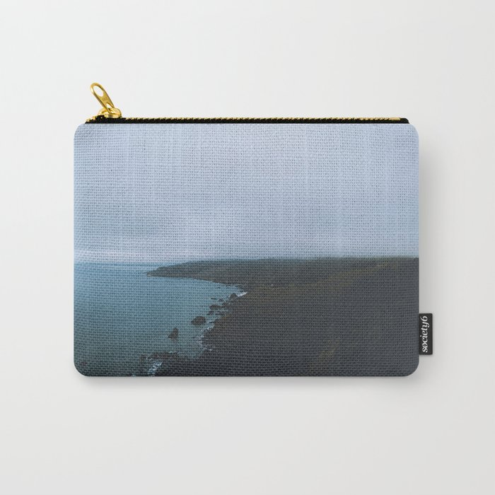 Moody landscape II Carry-All Pouch
