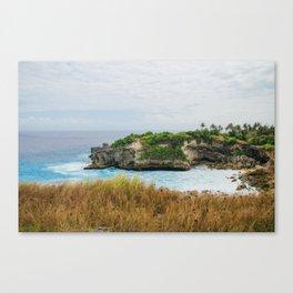 The Indonesian Coast Canvas Print