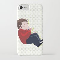 stiles iPhone & iPod Cases featuring STILES by oh, wolves