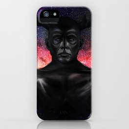 Hannibal 'The Wendigo' Galaxy Art Print iPhone Case