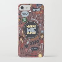 cargline iPhone & iPod Cases featuring WWA Poster by cargline