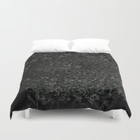 sacred geometry Duvet Covers featuring Sacred Geometry by Wghdesign