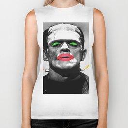 Frankenstein Drag Biker Tank