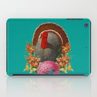 turkey iPad Cases featuring Turkey by Jose Ramirez