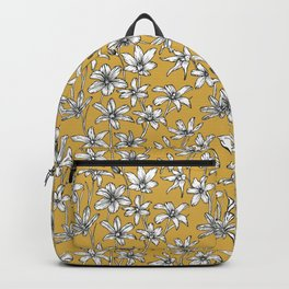 Mustard Glory of the Snow Backpack