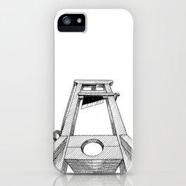 chop iPhone Case