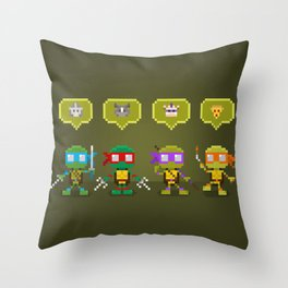 Challengers Throw Pillow