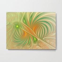 fractal design -118 - Metal Print