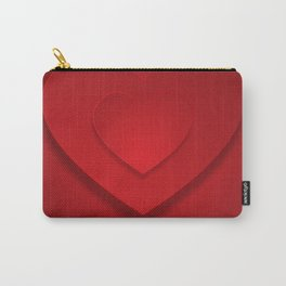 happy valetine day Carry-All Pouch