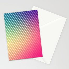 Colorfully Patterned Stationery Cards