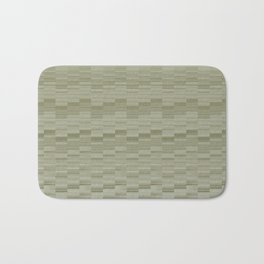 Serene Minimal Design in Sage Green Bath Mat