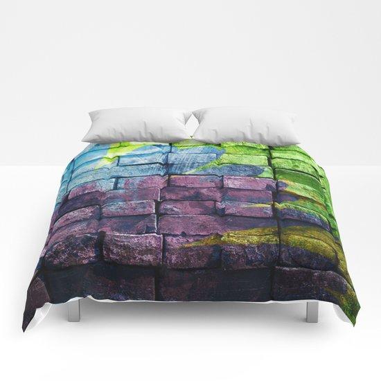 Brazilian Brick Comforters